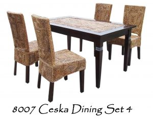 8007 Ceska Dining Set 4