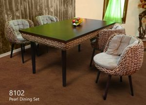8102 - Pearl Dining Set