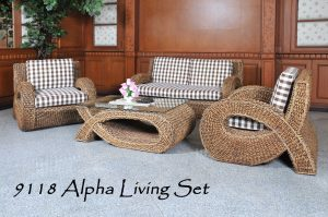 9118 Alpha Living Set