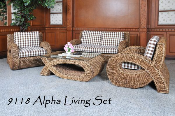 9118 Alpha Living Set
