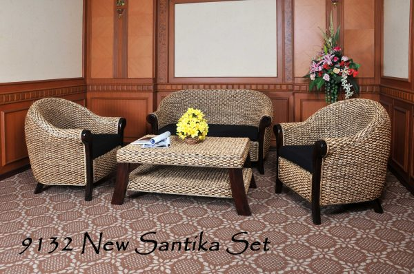 9132 New Santika Living Set