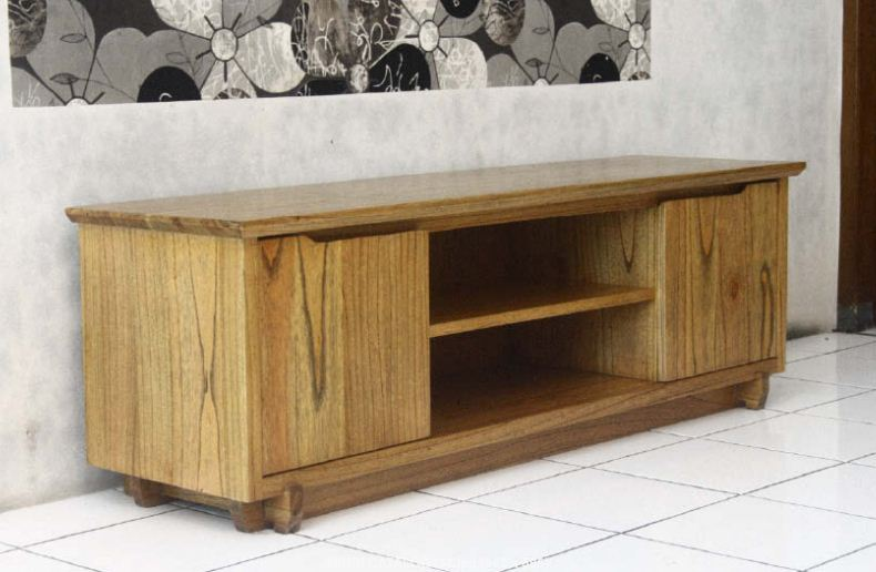 Channoyu Tv Stand Indonesia Teak Java Furniture