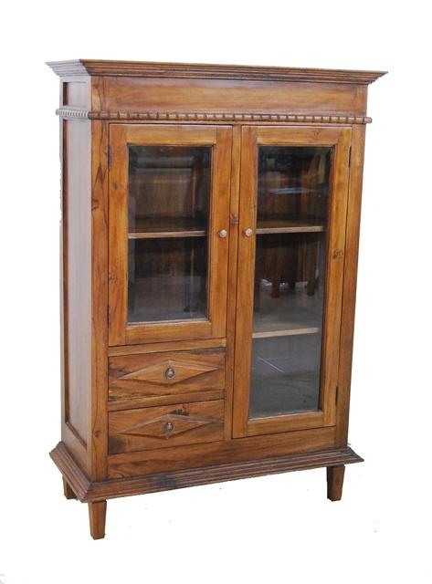 Adolfo Kitchen Cabinet Indonesia Teak Java Furniture Manufacturer