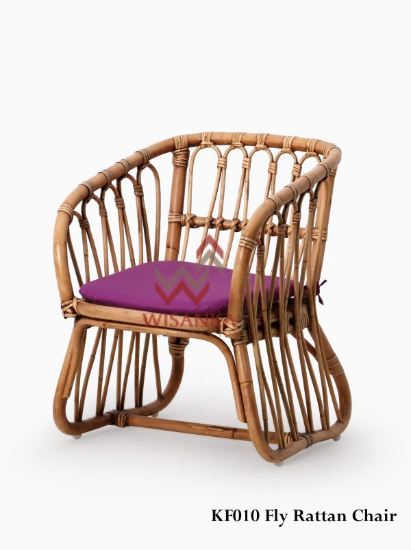 Fly Rattan Kids Chair
