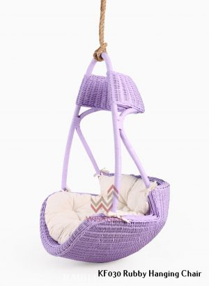 Rubby Rattan Hanging Chair