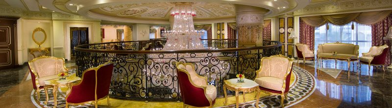 Royal Rose Luxury Hotel Furniture Project Abu Dhabi 11