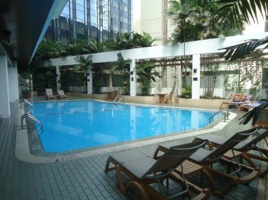 indonesia Outdoor furniture melia hotel malaysia 5