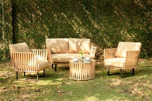 Paula Outdoor Living Set