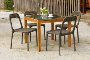 Lagu Outdoor Dining Set