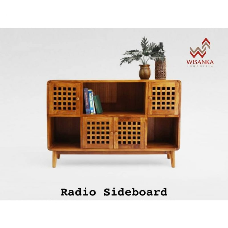 Radio sideboard for Asia Market. for more information please contact our marketi...
