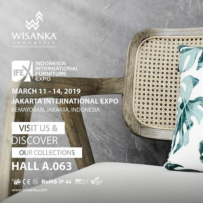 "Visit Us on IFEX 2019, Hall A.063. . . Welcome to IFEX 2019 with the theme ""The ..."