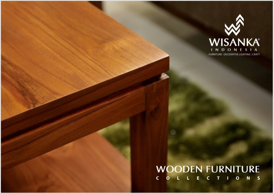 2 Wooden Furniture Collections