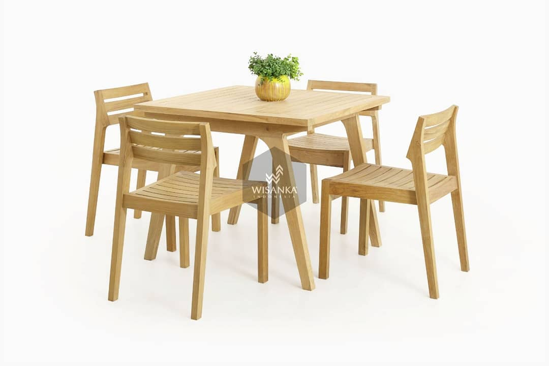 Denver Wooden Dining Set Furniture Proudly present our new collection in outdoor