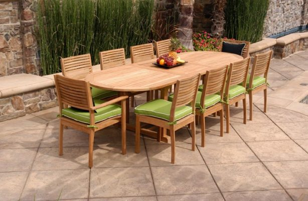 The Advantages Of Modern Teak Furniture