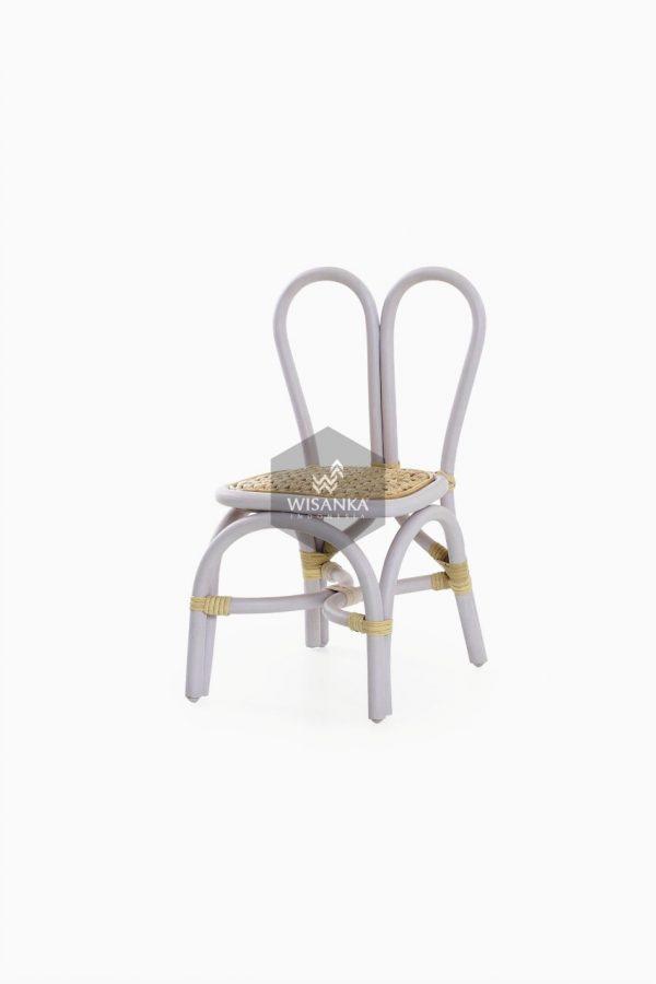 Kawa Rattan Kids Chair
