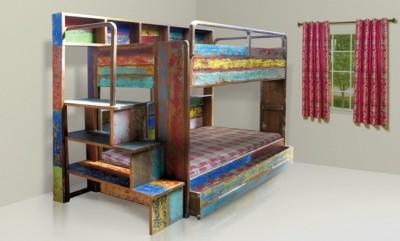 Reclaimed Boat Furniture Jepara Reclaimed