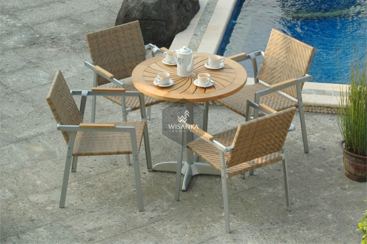 Outdoor Furniture For Resorts