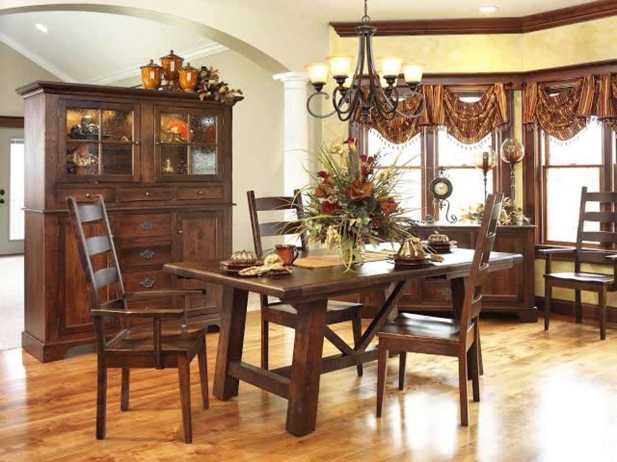 American Colonial Style Furniture