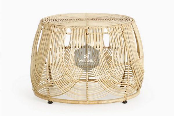 Sommerset Rattan Table