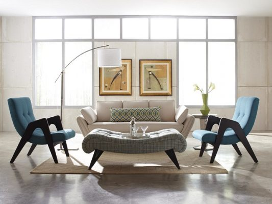 Glamour Vintage Furniture Trend 2020